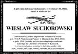 Suchorowski Wiesław