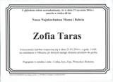 Taras Zofia