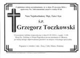 Toczkowski Grzegorz