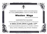 Waga Wiesław