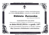 Żurowska Elżbieta