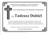 Dubiel Tadeusz