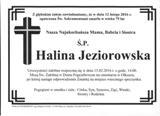 Jeziorowska Halina