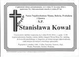 Kowal Stanisława