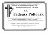 Półtorak Tadeusz