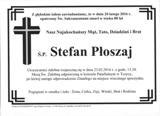 Płoszaj Stefan