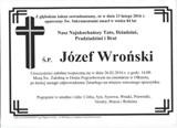Wroński Józef