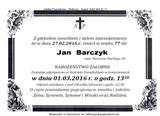 Barczyk Jan