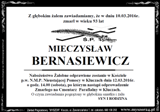 Bernasiewicz Mieczysław