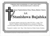 Bujalska Stanisława