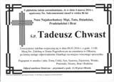 Chwast Tadeusz