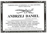 Daniel Andrzej