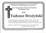 Drożyński Tadeusz