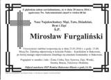 Furgaliński Mirosław