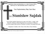 Sajdak Stanisław