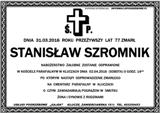 Szromnik Stanisław