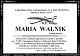 Walnik Maria
