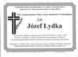 Łydka Józef