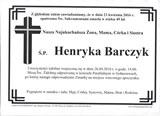 Barczyk Henryka
