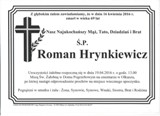 Hrynkiewicz Roman