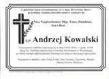 Kowalski Andrzej