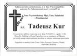 Kur Tadeusz