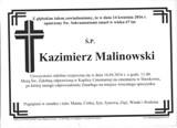 Malinowski Kazimierz