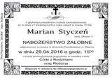 Styczeń Marian