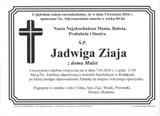 Ziaja Jadwiga