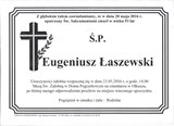 Łaszewski Eugeniusz