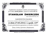 Świerczek Stanisław