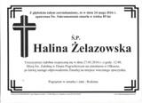 Żelazowska Halina