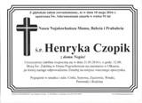 Czopik Henryka
