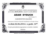 Dyduch Adam