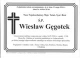 Gęgotek Wiesław