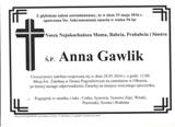 Gawlik Anna