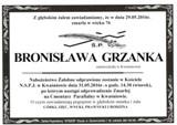 Grzanka Bronisława