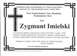 Imielski Zygmunt