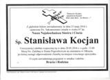 Kocjan Stanisława