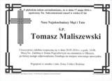 Maliszewski Tomasz
