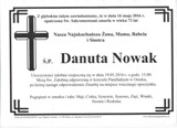 Nowak Danuta