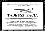 Pacia Tadeusz