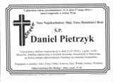 Pietrzyk Daniel