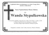 Stypułkowska Wanda