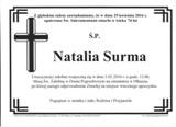 Surma Natalia
