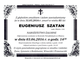 Szatan Eugeniusz