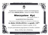 Kyć Mieczysław
