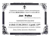 Pałka Jan