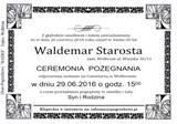 Starosta Waldemar