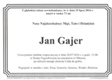 Gajer Jan